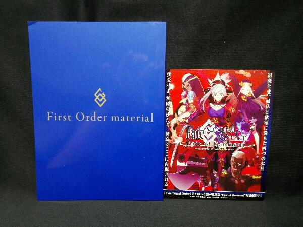 Fate/Grand Order -First Order-(完全生産限定版)(Blu-ray Disc)_画像3