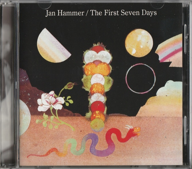 【中古・美品】Jan Hammer / The First Seven Days (輸入盤, 1975年作品)_画像1
