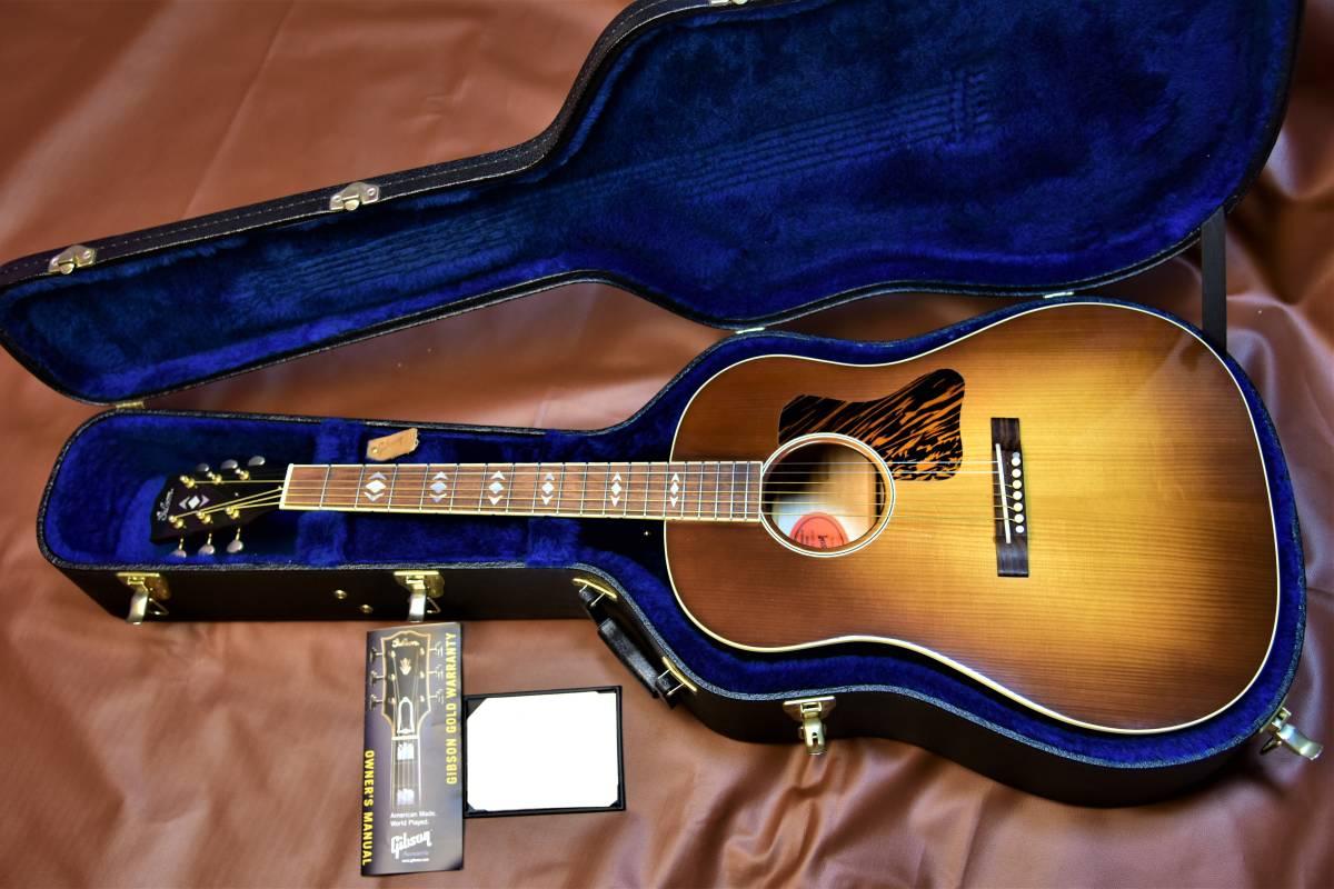 美品 送料無料 Gibson Iron Mountain Advanced Jumbo 2014年