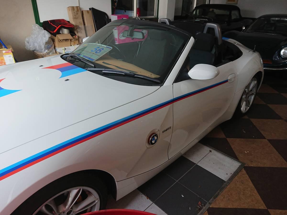 「BMW Z4 2.5 ローダウン Mテクストライプ仕様 」の画像2