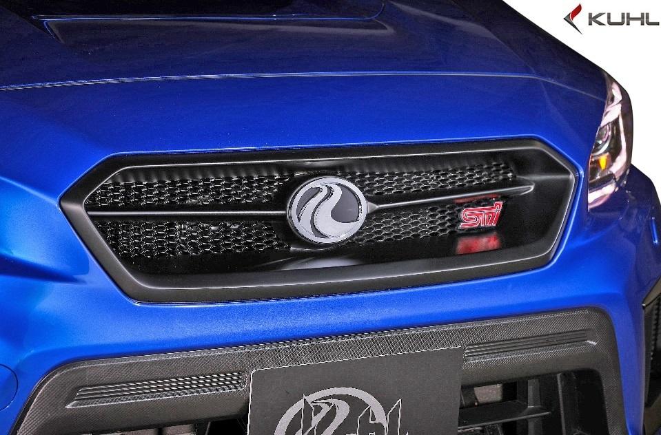 【M's】スバル 後期 WRX STI/S4 (H29.6-) Kuhl Racing VAB-GT エアロキット 8点//FRP SG クールレーシング フルエアロ エアロセット_画像9