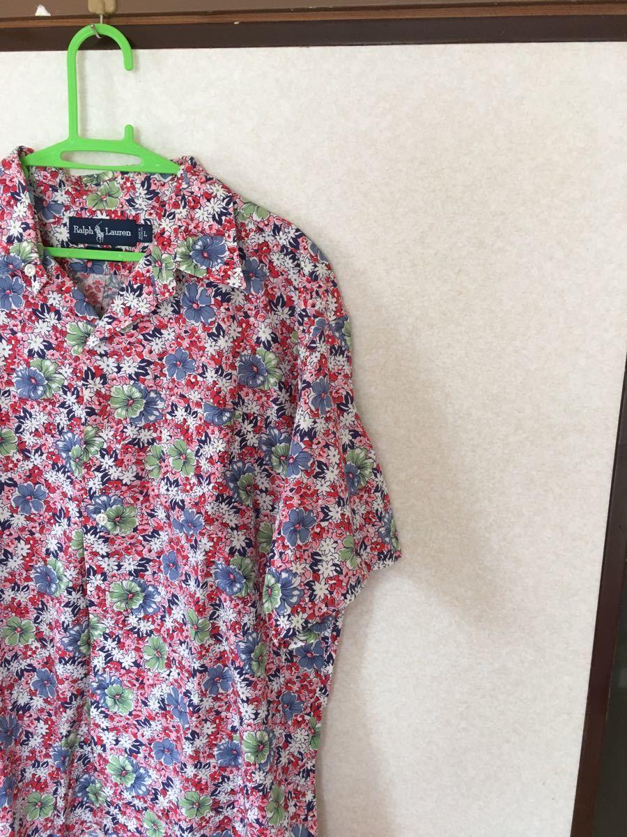 半袖ポロシャツ(ラルフローレン)L