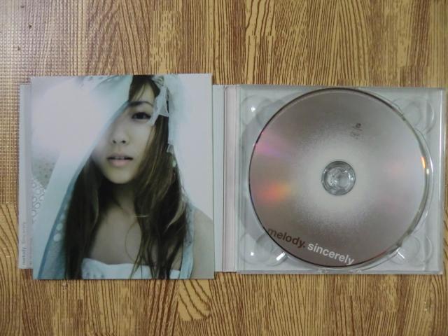 ♪ 送料無料!The Best of melody. Timeline ~ 初回限定盤 CD+DVD CD16曲 + DVD12曲 ~ _画像5
