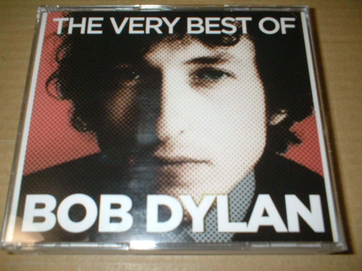 【国内再発2枚組Blu-spec CD2】ボブ・ディラン(Bob Dylan)/ザ・ヴェリー・ベスト・オブ・ボブ・ディラン (送料込!全35曲!)_画像1