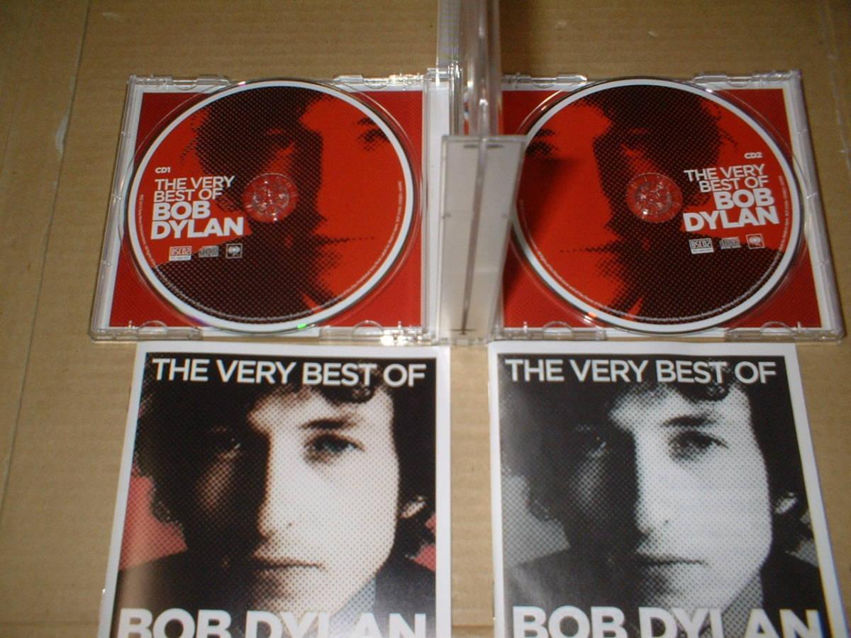 【国内再発2枚組Blu-spec CD2】ボブ・ディラン(Bob Dylan)/ザ・ヴェリー・ベスト・オブ・ボブ・ディラン (送料込!全35曲!)_画像3