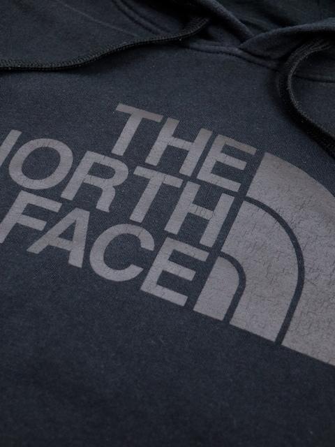 THE NORTH FACE■ロゴプリントプルオーバーパーカー ブラック/XL 2017年製 ノースフェイス_画像6