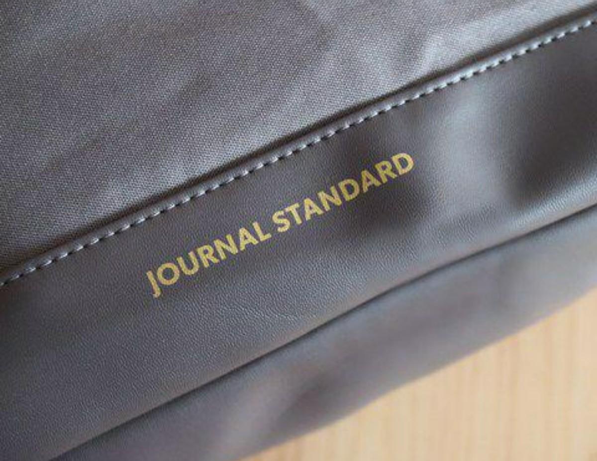 GLOW5月号付録 JOURNAL STANDARD☆3WAYリュック
