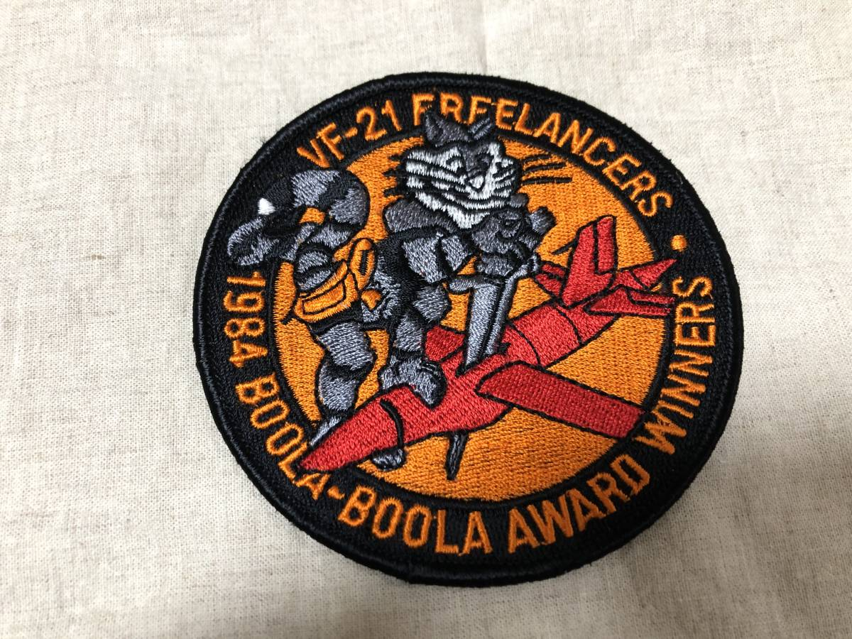 VF-21 1984 Boola Patch US Air Force USAF ワッペン パッチ CWU-36/P 45/Pにどうぞ