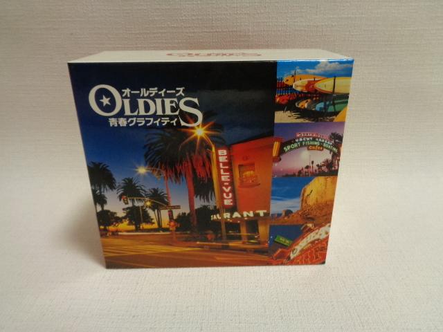 OLDIES オールディーズ 青春グラフィティ CD BOX 5枚組 ブックレット付