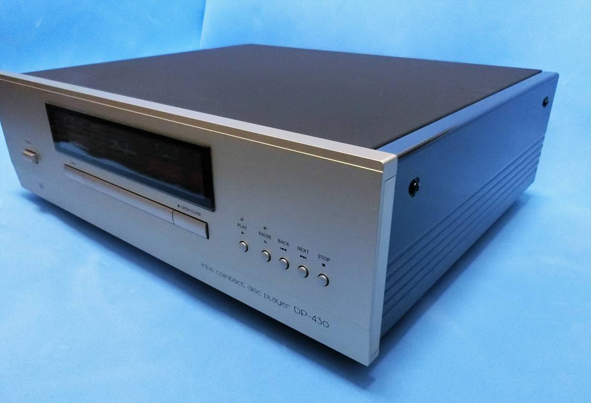 ! new same Accuphase Accuphase DP-430 CD player!