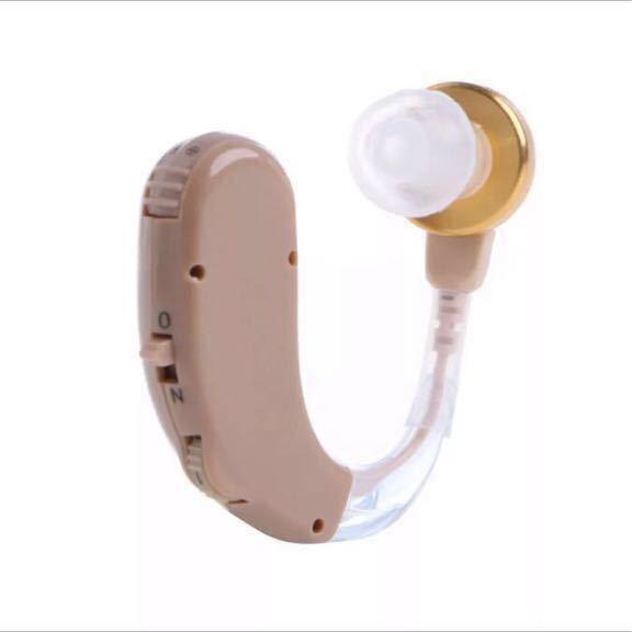 補聴器 新品未使用 耳掛け式 中度~高度用 高音質 片耳 _画像4
