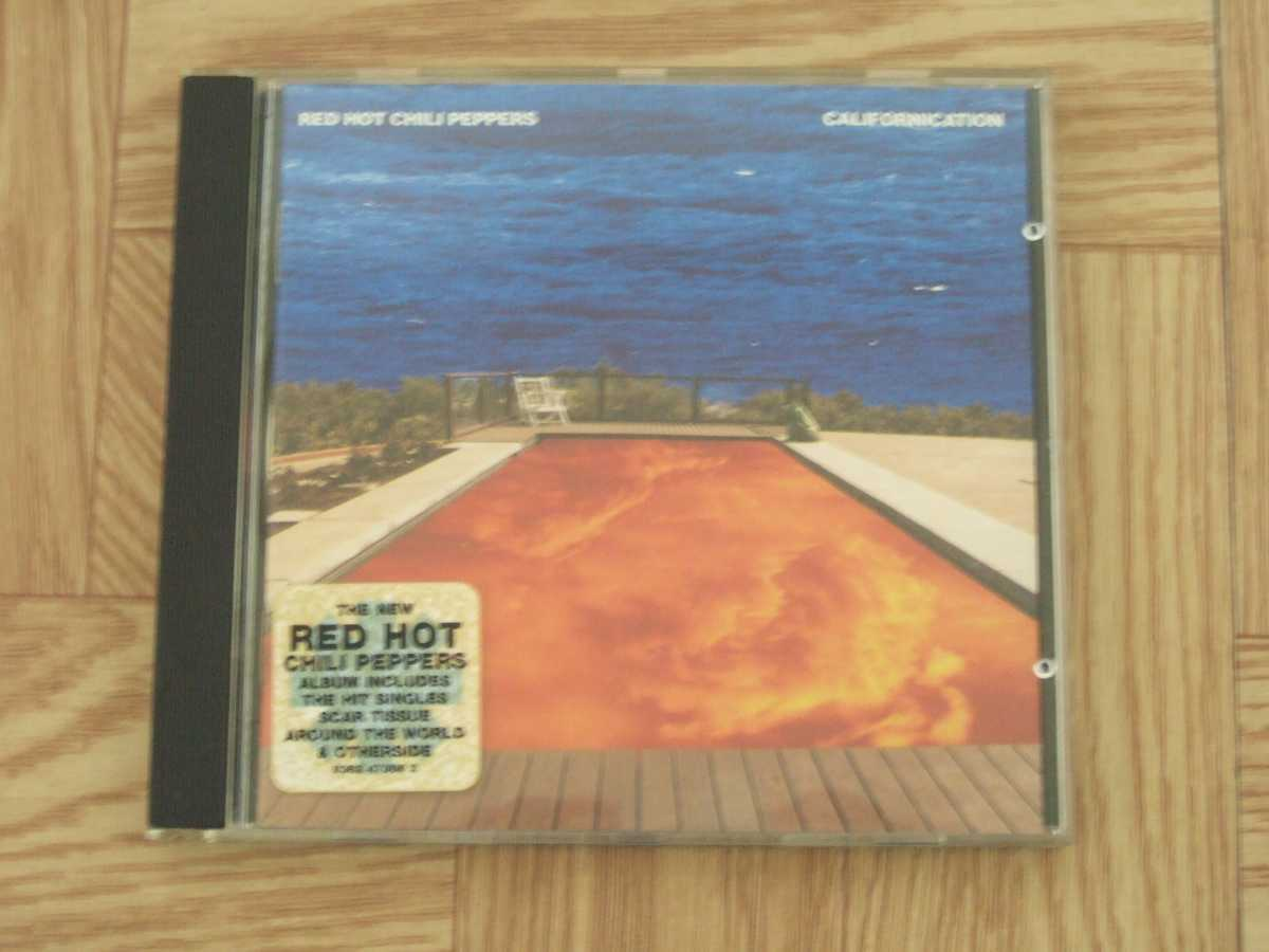 【CD】レッド・ホット・チリ・ペッパーズ RED HOT CHILI PEPPERS / CALIFORNICATION_画像1