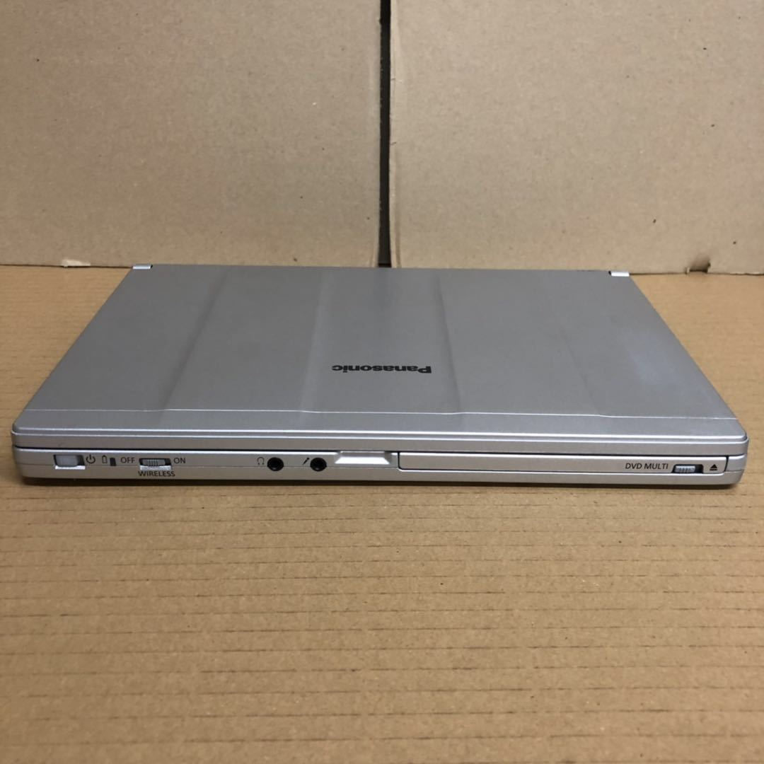 格安良品/ノートパソコン/Win10/Panasonic Let'snote CF-SX2/第三世代 i5 2.70GHz/Office2016 搭載/メモリ4GB/250GB/12.1インチ/無線LAN_画像4