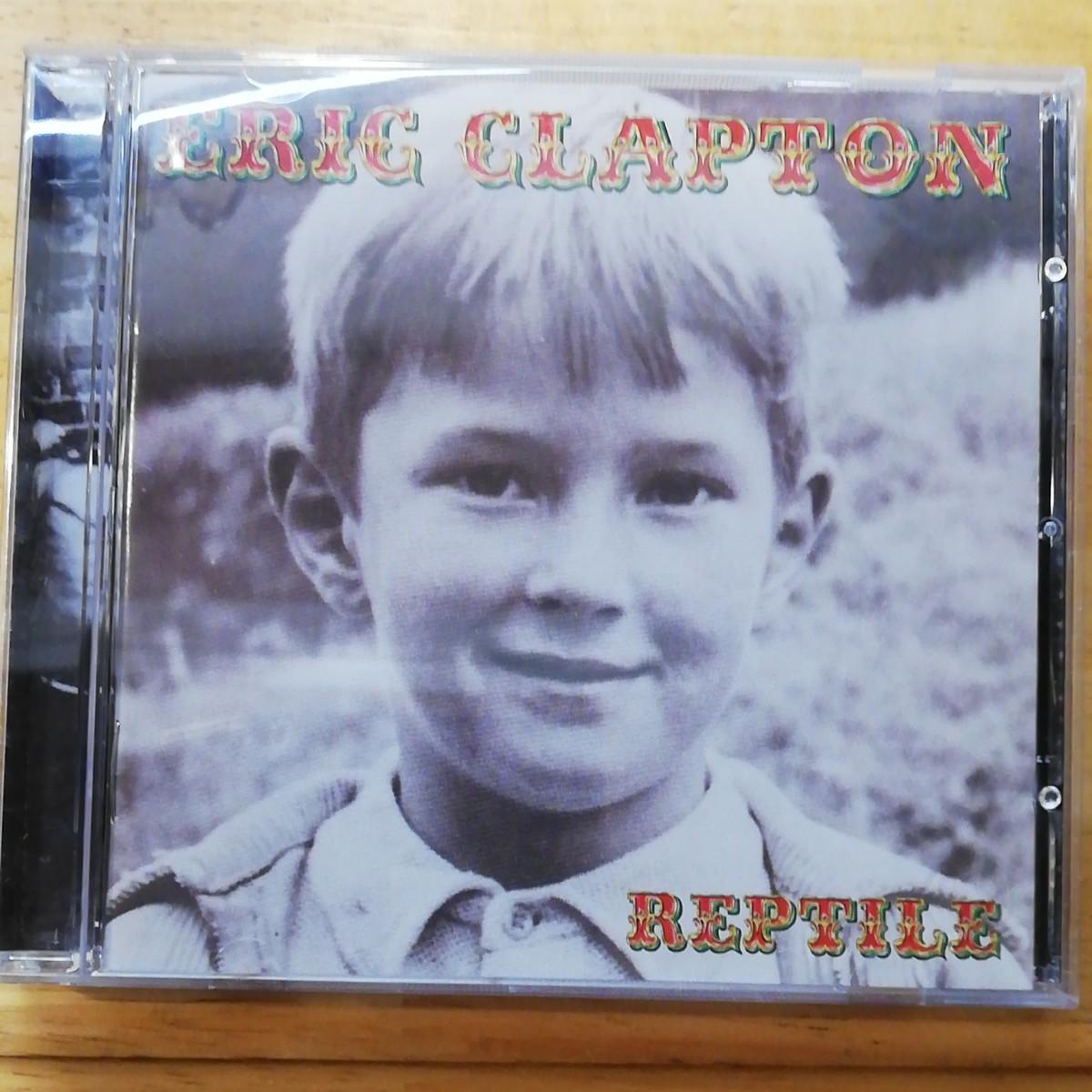 洋楽 / Eric Clapton エリッククラプトン / ReptileCD