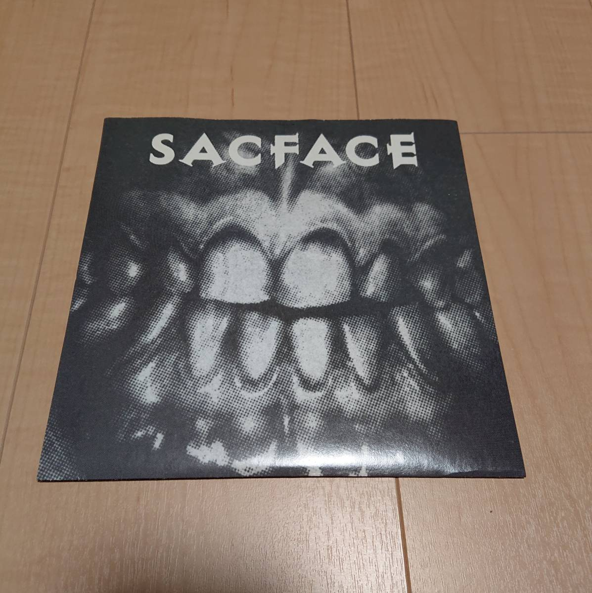 【Super Hi Five / Sacface - Split 】plow united weston coolidge pop punk