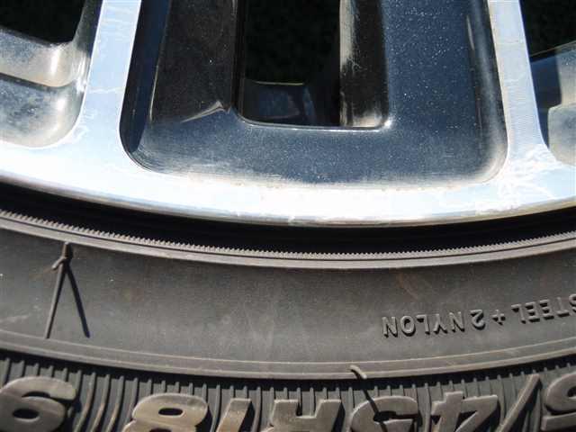 NE51 E51エルグランド 社外 ラフィット LW-03 BP 18インチ アルミホイール PCD114.3 5穴 7.5J +38 タイヤ 225/45R18 4本SET 311238JJ_画像5