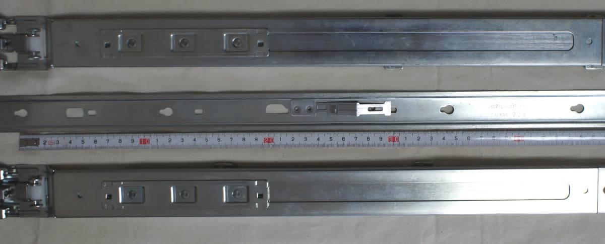 ★ NEC Express5800 シリーズ ラックマウント スライド レールセット ★_画像2
