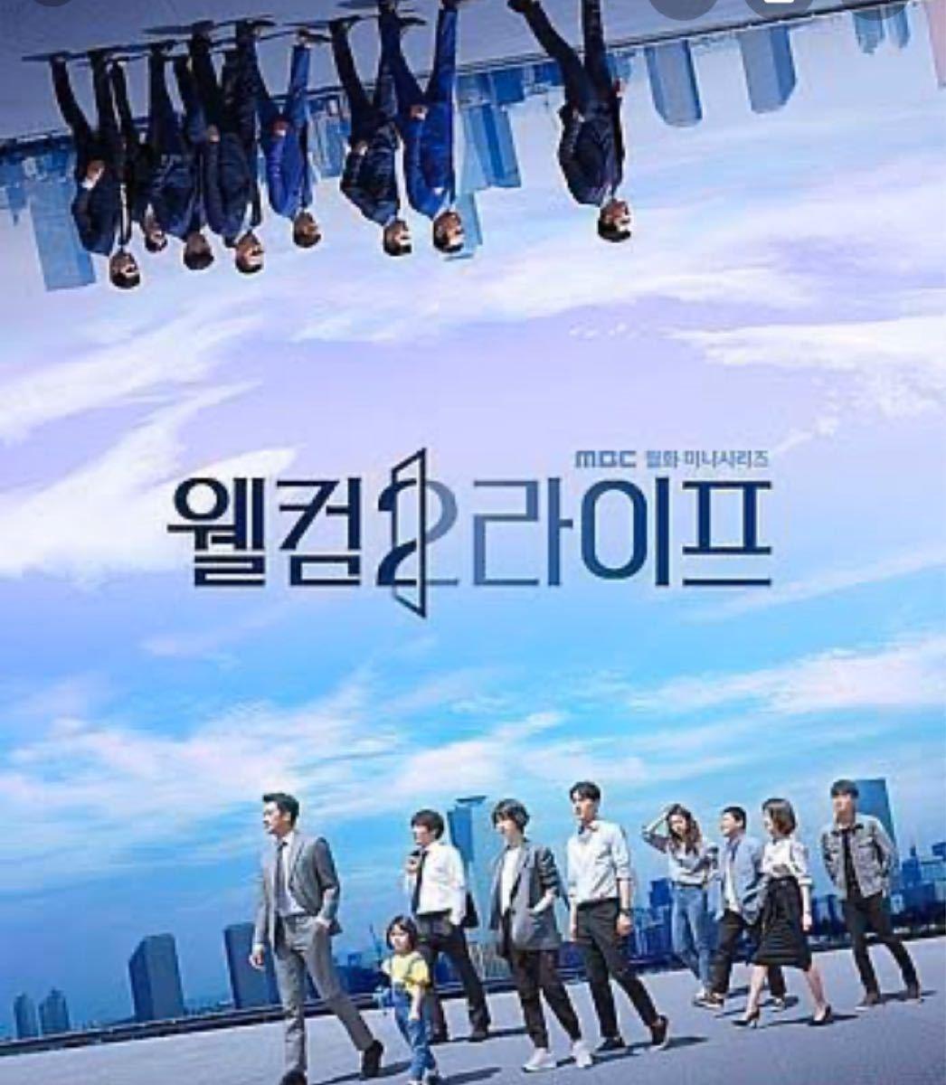 韓国ドラマwelcome 2 life Blu-ray