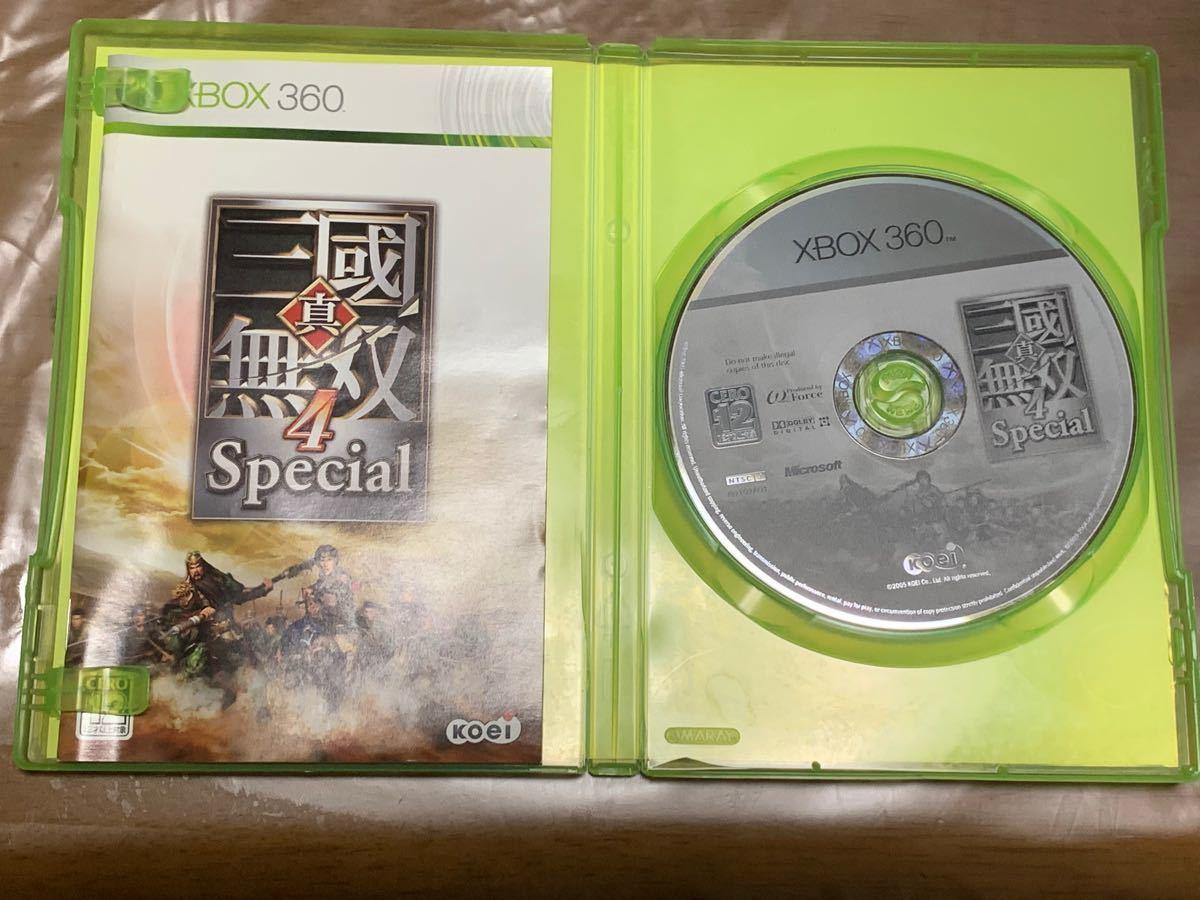 XBOX360 真・三國無双4 special ゲームソフト 中古 送料無料