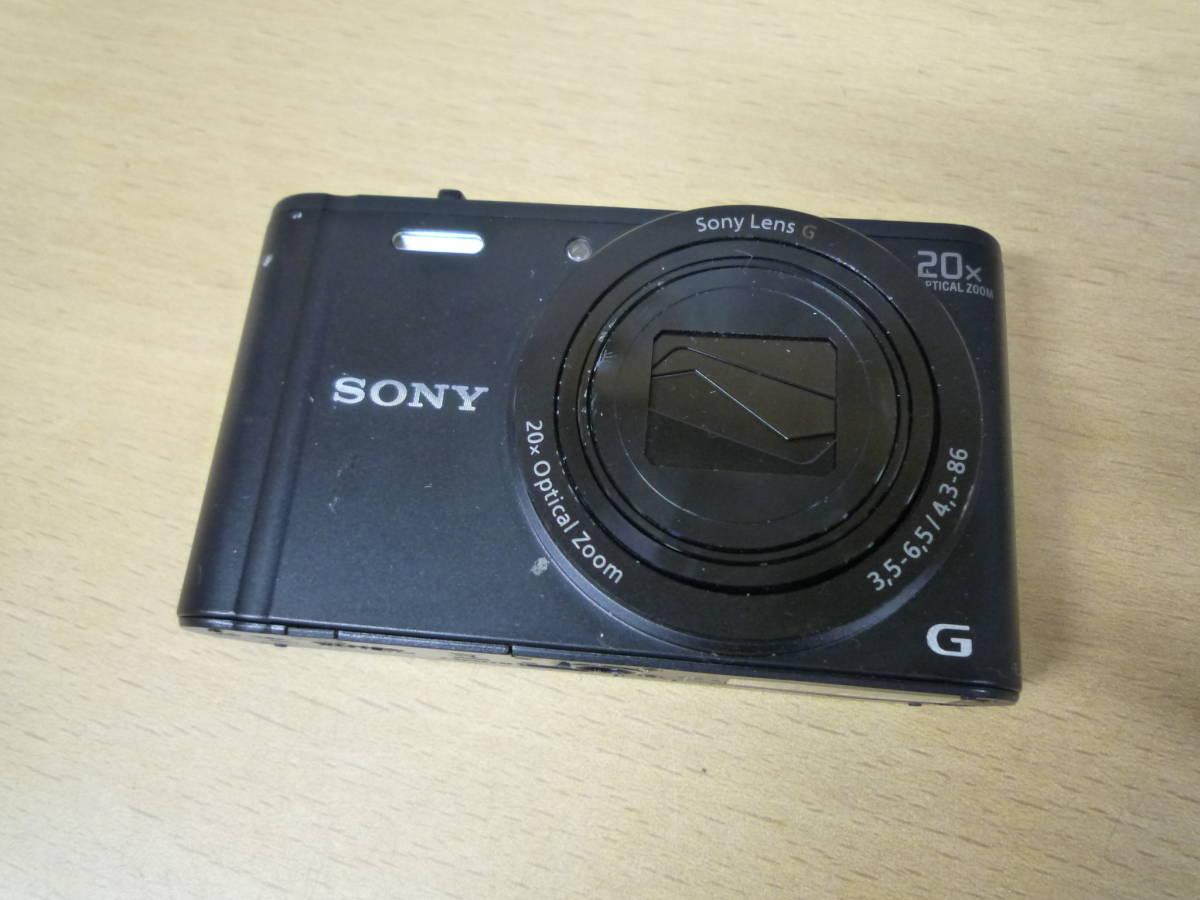 ★☆ソニー/SONY デジカメ Cyber-shot DSC-WX350 本体☆★_画像1