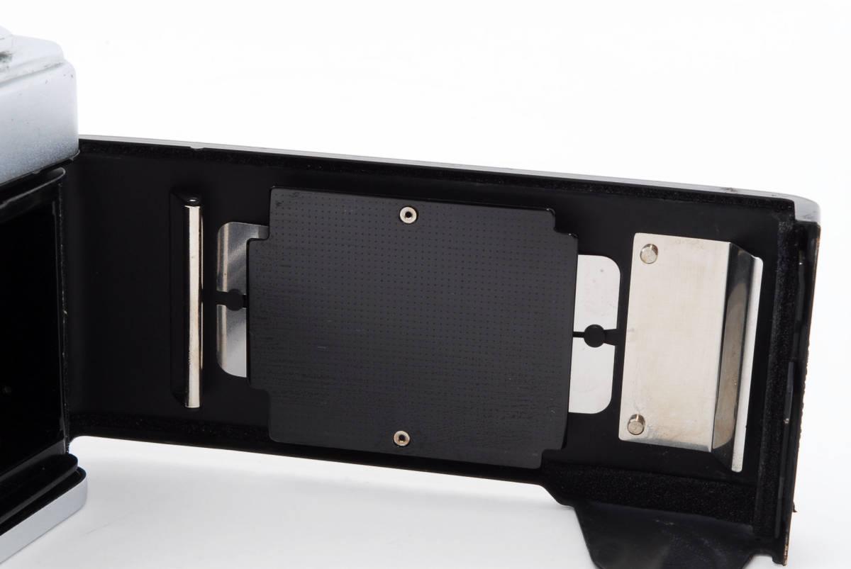 【即決 美品 保障付 動作確認済】Olympus 35 DC Rangefinder w/40mm f/1.7 Lens オリンパス レンジファインダー レンズセット #549177_画像9