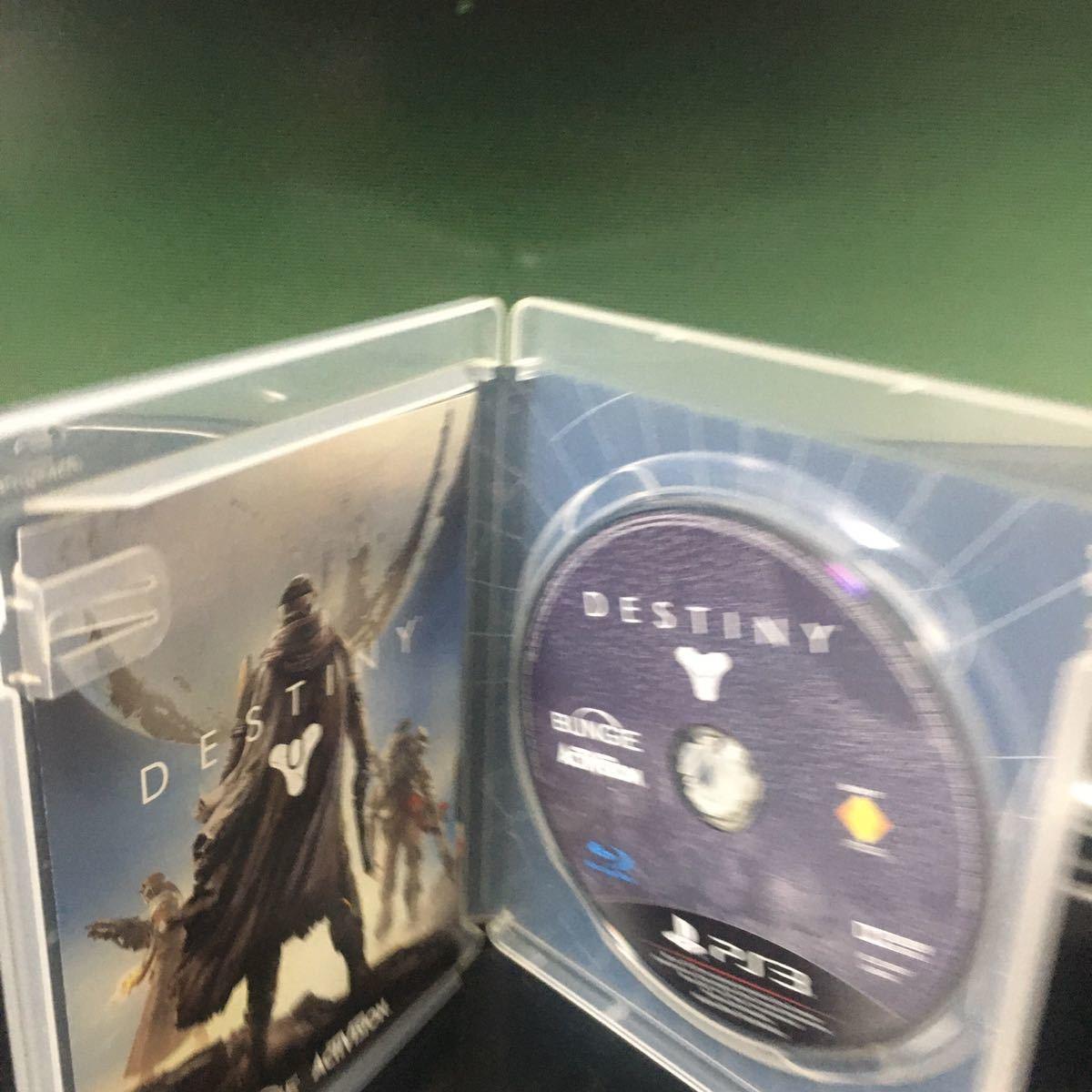Destiny デスティニー PS3 オンライン専用