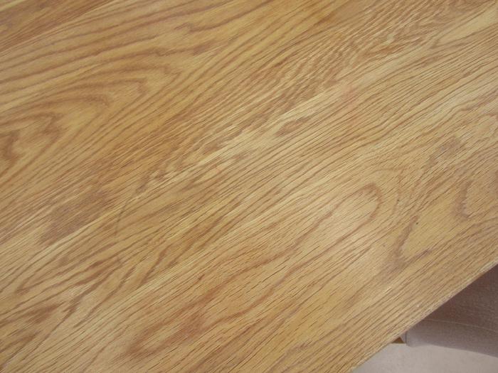 札幌発 ACTUS アクタス ダイニングセット 食卓テーブル/イス4脚 オーク ウレタン塗装_画像9