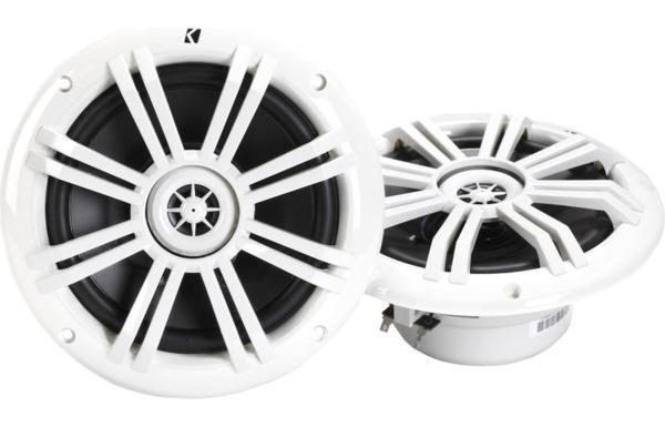 ■【USA Audio】キッカー Kicker KM604W 16.5cm マリーングレード Max.150W●保証付●税込_画像2