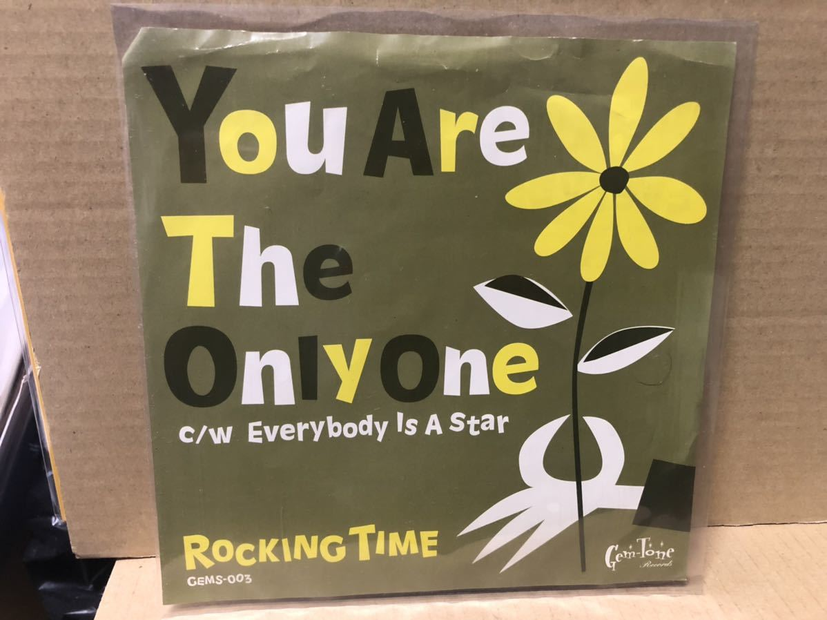 ROCKING TIME You Are The Only One クボタタケシ