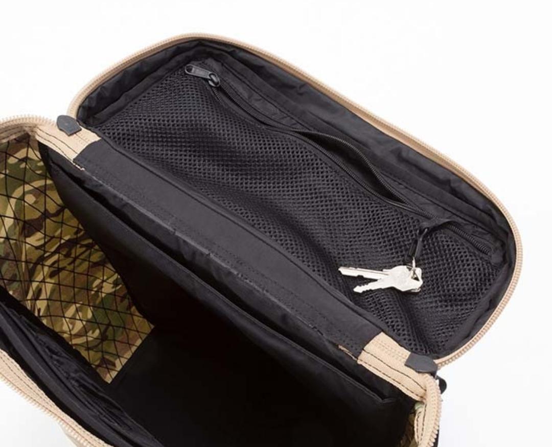 即決 ノースフェイス ヒューズボックスXP Fuse BoxマルチカムMC30リットル 新品未使用正規品カモフラージュ迷彩 バッグリュック軽量