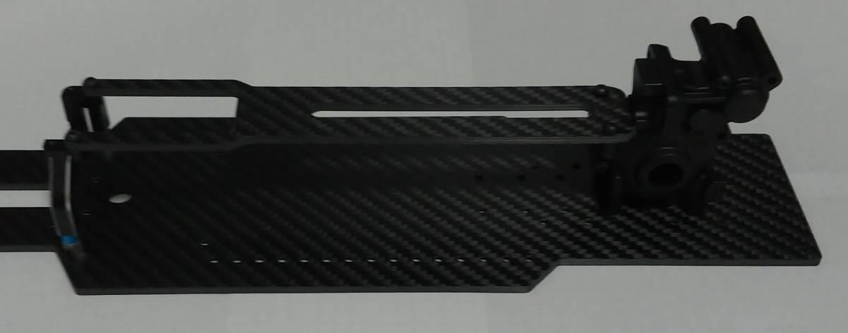 特価 在庫限り YD-2 Mシャーシ リヤモーターコンバージョン用 スライドラック専用 アッパーデッキ ホイールベース225mm用 ドリラジ
