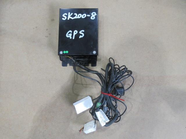 KOBELCO コベルコ SK200-8 GPS 建設機械 コントローラー コンピューター_画像1