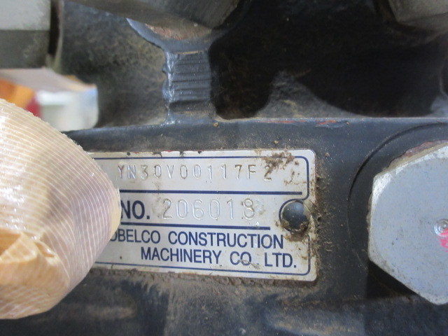 KOBELCO コベルコ SK200-8 マルチバルブ  マルチレバー 建設機械_画像4