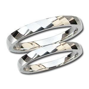 ペアリング マリッジリング 結婚指輪 プラチナ カットリング,レディースアクセサリー&指輪&プラチナ