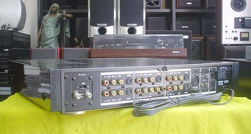 SONY/GHOST REDUCTION TUNER『VT-GR1000』_画像3