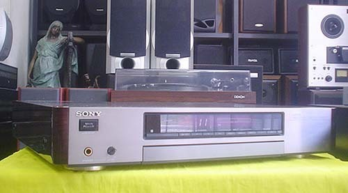 SONY/GHOST REDUCTION TUNER『VT-GR1000』_画像1
