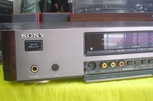 SONY/GHOST REDUCTION TUNER『VT-GR1000』_画像4