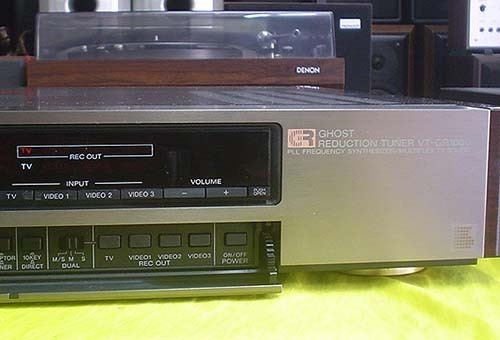 SONY/GHOST REDUCTION TUNER『VT-GR1000』_画像5