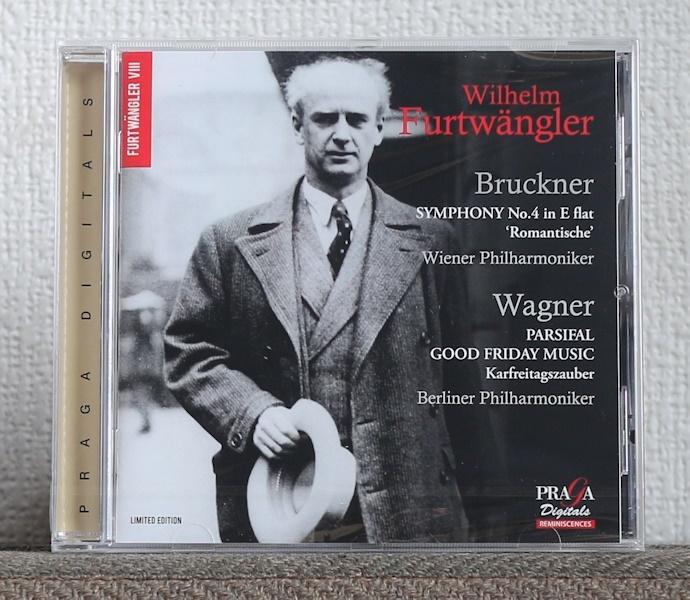 限定盤/CD/SACD/フルトヴェングラー/ブルックナー/交響曲第4番/ワーグナー/聖金曜日の音楽/Furtwangler/Bruckner/Symphony No. 4/Wagner_画像1