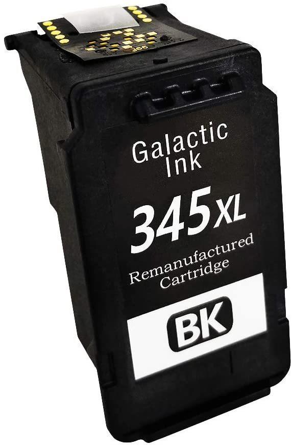 ■送料無料■CANON BC-345XL■黒/BLACK■残量表示OK■ブラック増量版■PIXUS TS3130S TS3130 TS203 TR4530■キャノン リサイクルインク_画像1