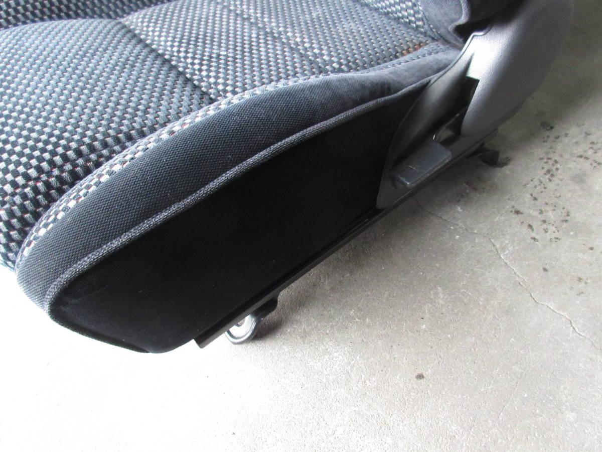 AE92 カローラ FX GT 純正 シート 助手席側 左側 (個人宅発送不可) _画像5
