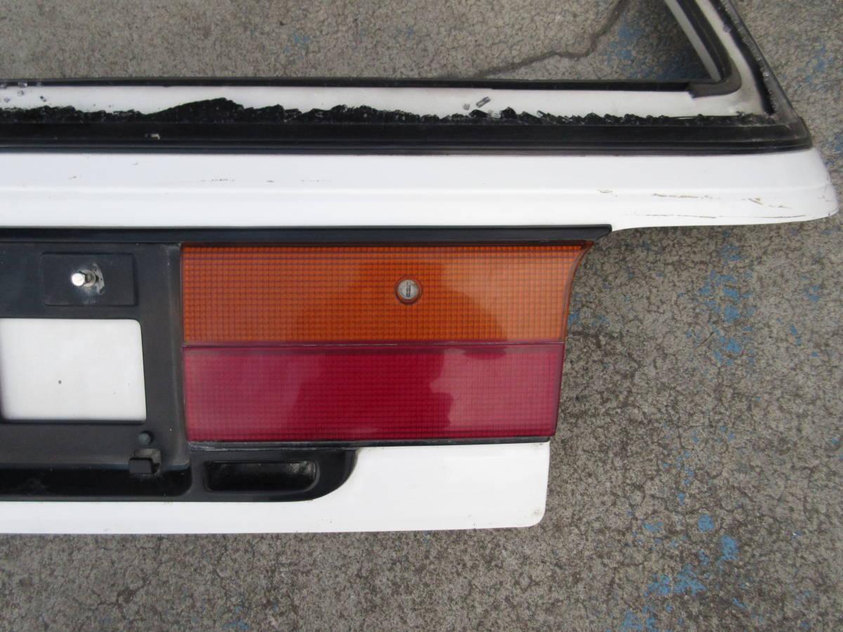 AE92 カローラ FX GT バックドア トランク ハッチ バック ドア (個人宅発送不可) _画像4