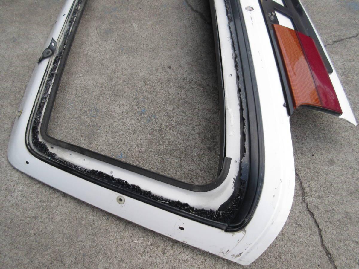 AE92 カローラ FX GT バックドア トランク ハッチ バック ドア (個人宅発送不可) _画像2