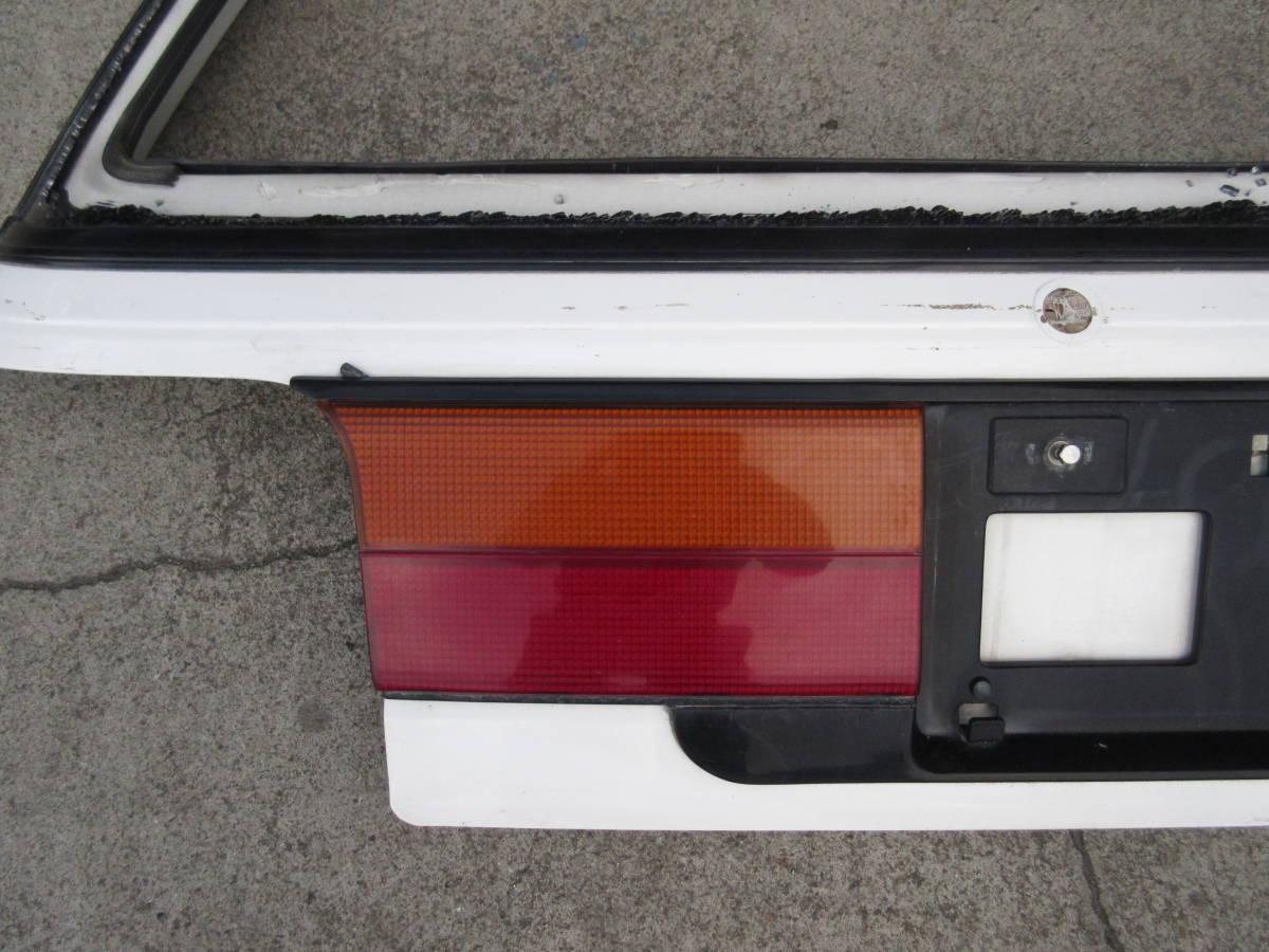 AE92 カローラ FX GT バックドア トランク ハッチ バック ドア (個人宅発送不可) _画像3