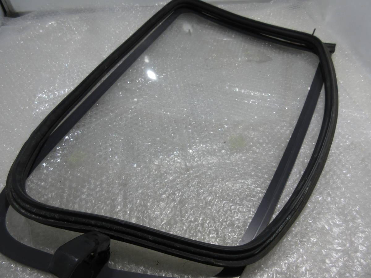 AE92 カローラ FX GT サイド ガラス クォーター ガラス モール 一式 左右 セット_画像5