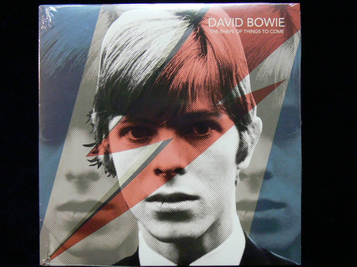 [新品][送料無料] David Bowie / The Shape Of Things To Come [アナログレコード 7 Red]