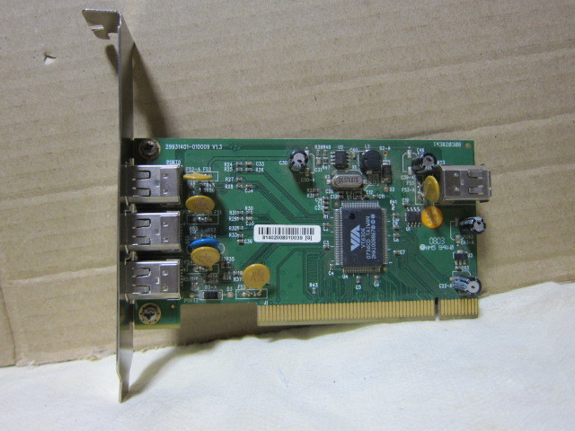 ★BUFFALO IFC-ILP4 IEEE1394インターフェースボード★ PCI_画像2