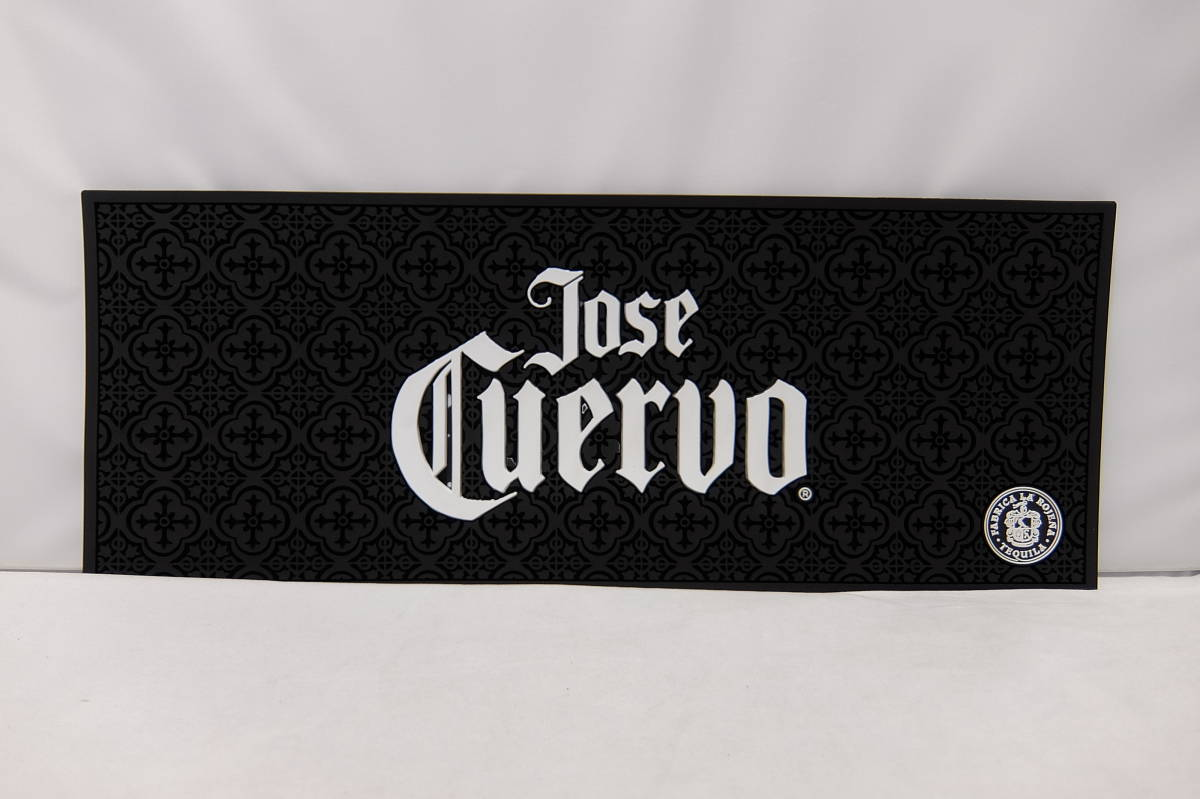 Not for sale ★ ★ new Cuervo tequila bar mat Jose Cuervo Tequila Jose Cuervo unused large-sized mat
