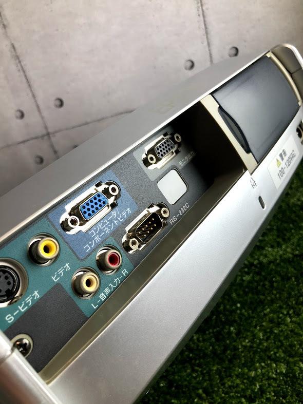 EPSON/エプソン 液晶プロジェクター EMP-S1 本体のみ 現状中古 訳あり(B757)_画像3