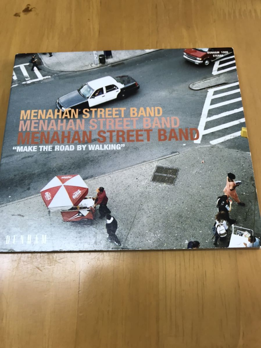 MENAHAN STREET BAND / MAKE THE ROAD BY WALKING 輸入盤CD_画像1